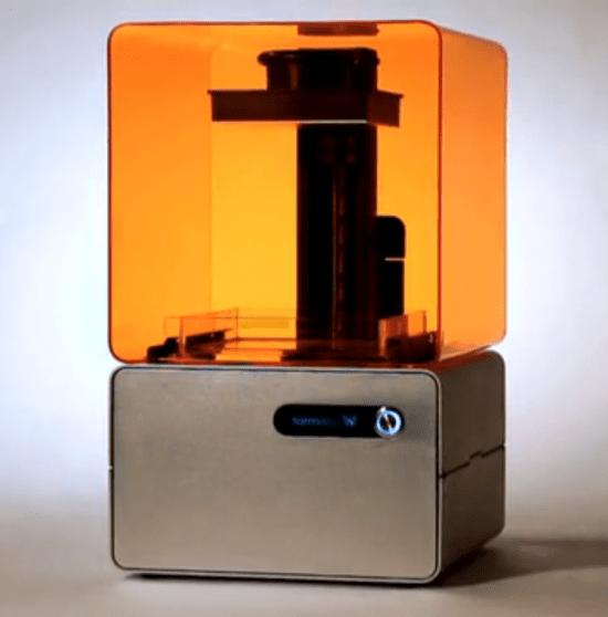 Form1: La impresora 3D low cost de KickStarter