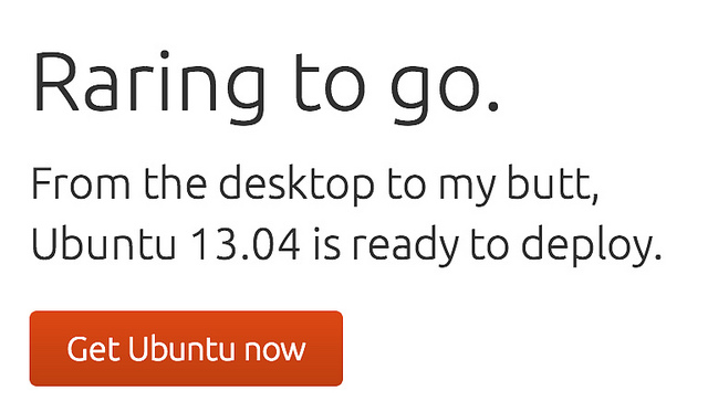 Ubuntu - From the desktop to my buttIT Manager's Guide to my Butt