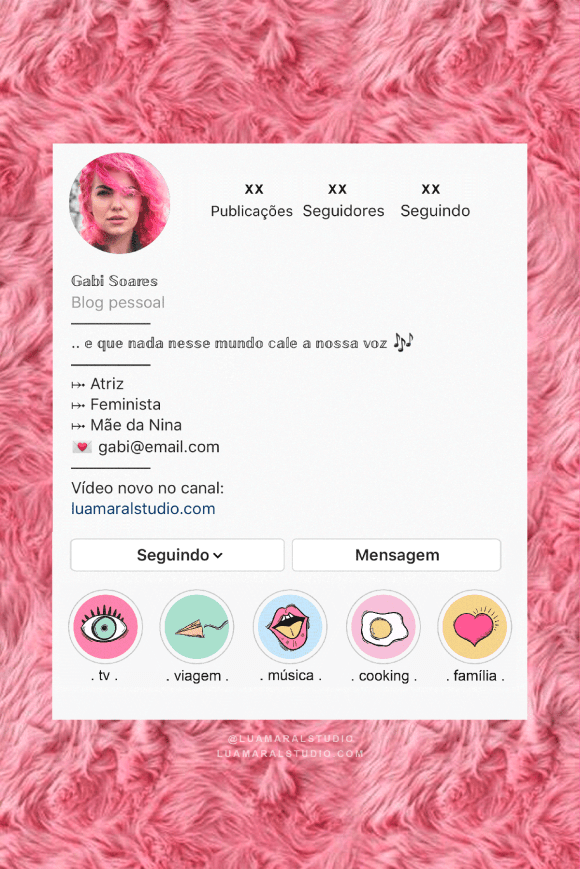 instagram bio design ideas 1