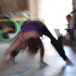 Luana Del Monte, Danza Movimento terapeuta
