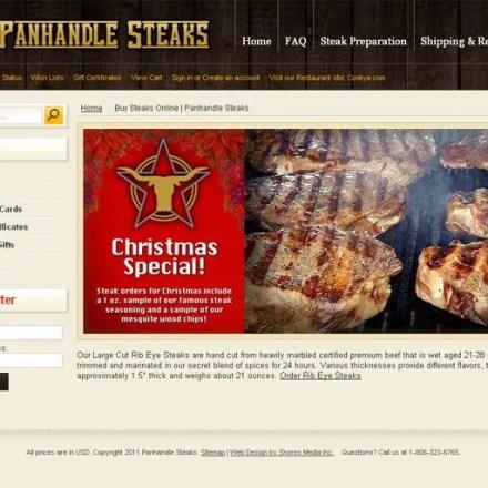 Panhandle Steaks