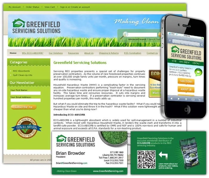 Greenfield Servicing Solutions