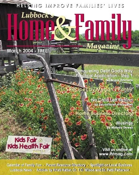Home & Family March Cover