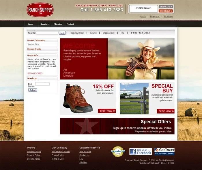 Ranch Supply