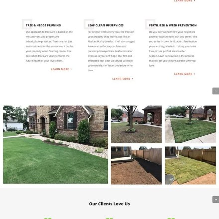 Texas Country Lawn Care