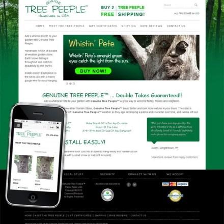 Genuine Tree Peeple