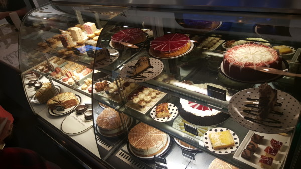 Tres leches, macarons, cheesecake, rice crispies, tiramisu, bread pudding, waffles, and so much more!