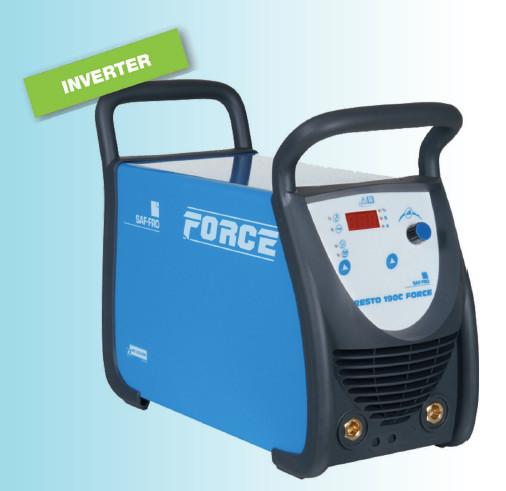 Presto 190C Force Inverter