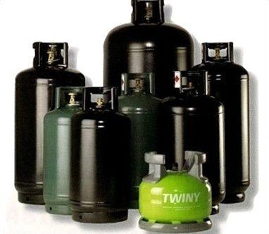 gas gpl in bombole