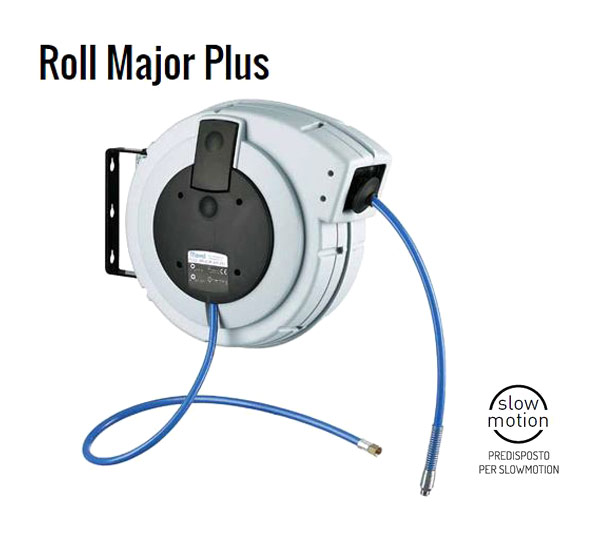 Mavel arrotolatore roll major plus - Luber ferramenta Moncalieri Torino