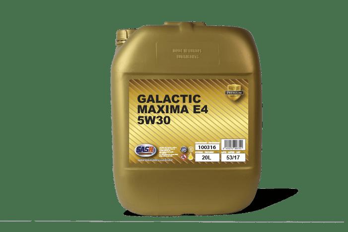GALACTIC MÁXIMA E4 5W-30 Image
