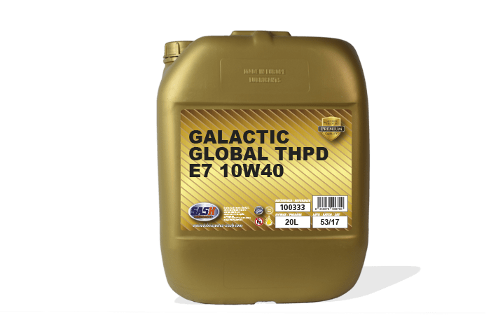 GALACTIC GLOBAL THPD E7 10W-40 Image