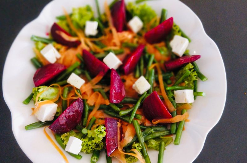 Beetroot & Green Bean Salad