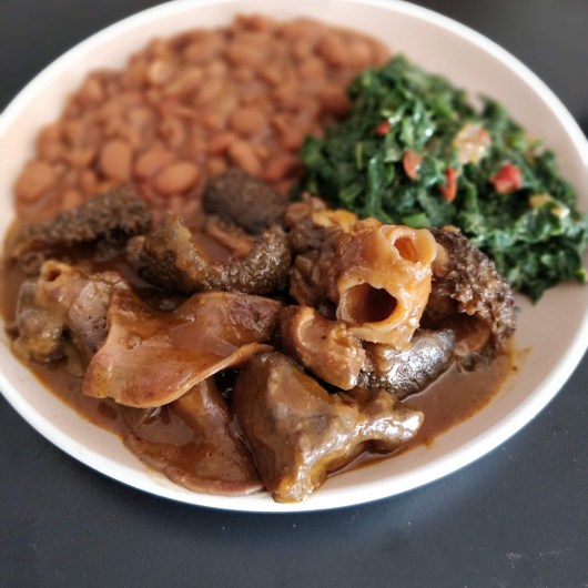 Beef Offal - The Zambian way