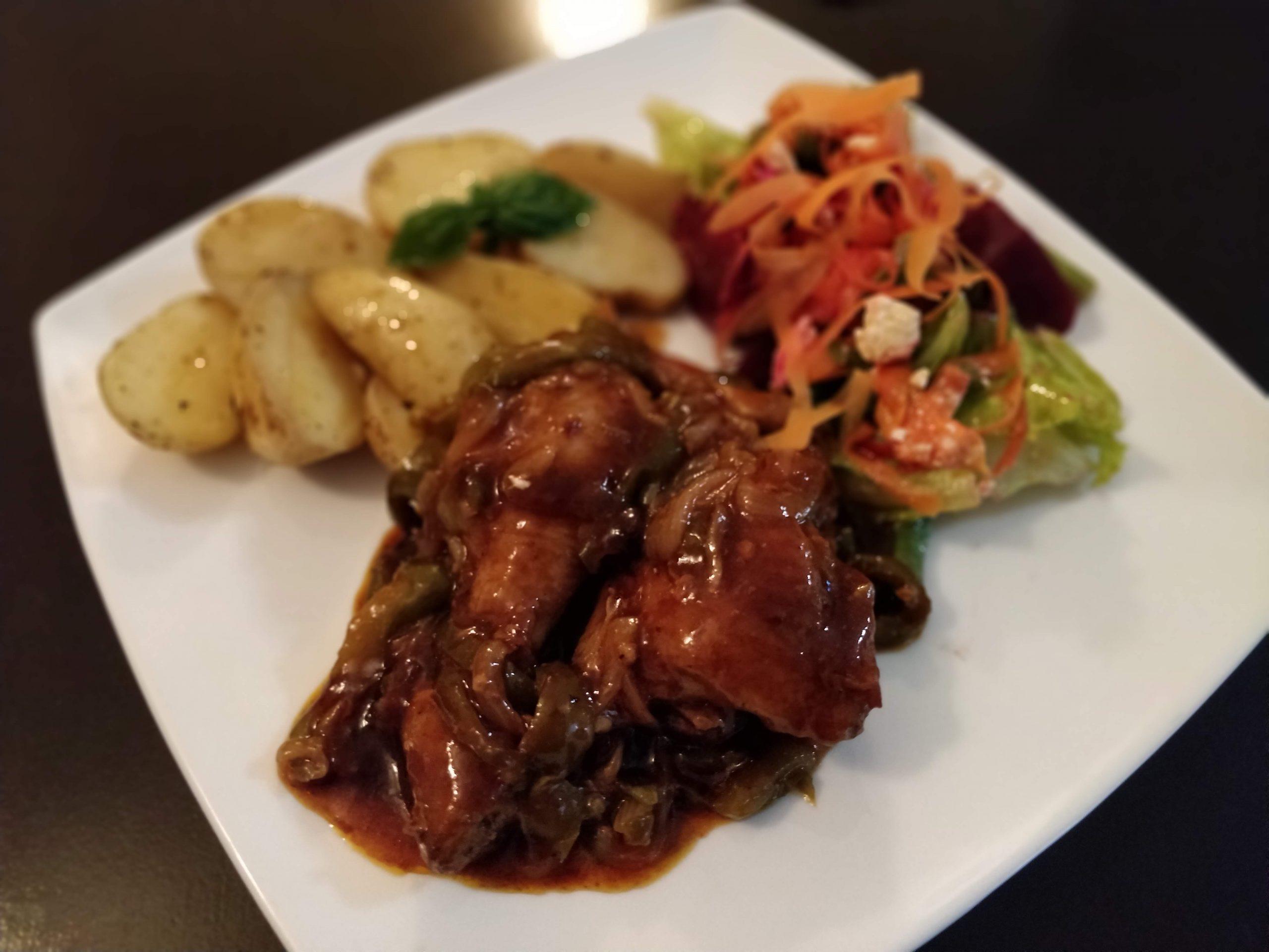 Brown Onion Chicken