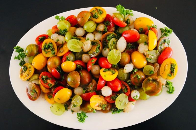 Tomato Cocktail Salad