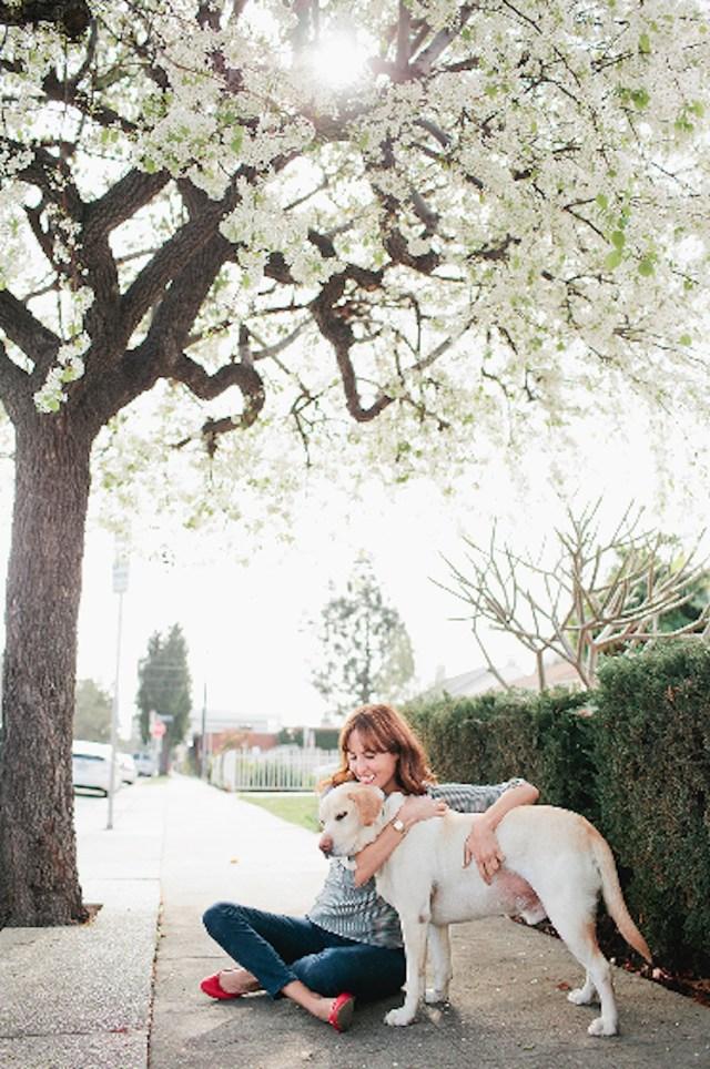 foto padroni e cani