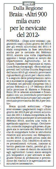 nevicate quotidiano 05 01 2016