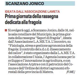 fragola gazzetta 15 02 2016