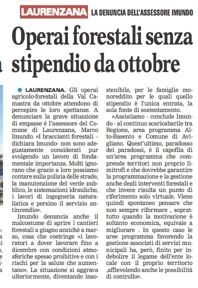 operai laurenzana nuova 10 02 2016