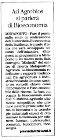 bioeconomia 16 03 2016
