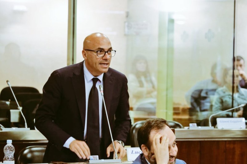 Luca Braia Consigliere Regionale Avanti Basilicata