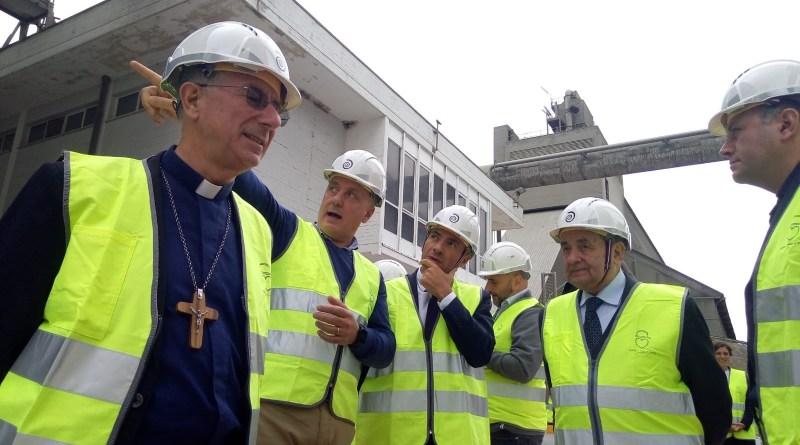 sostenibilità ambientale e delocalizzazione della cementeria di Matera