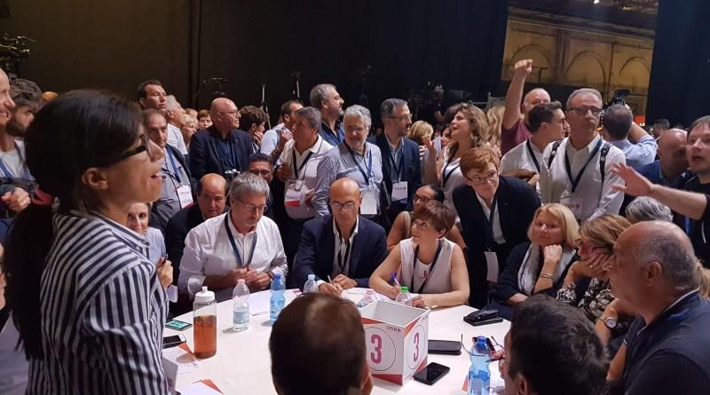 Braia coordinatore del tavolo agricoltura con ministro Bellanova alla Leopolda