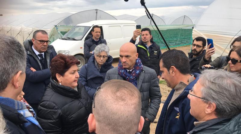Braia: ministro Bellanova oggi in Basilicata