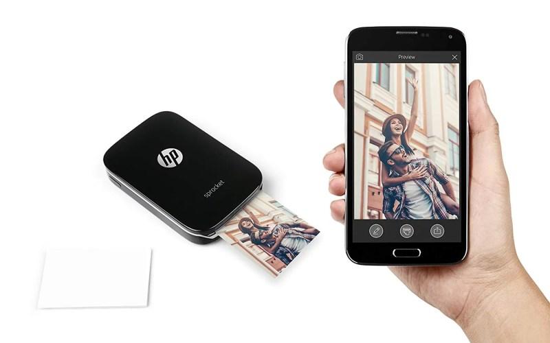 Stampante portatile instantanea