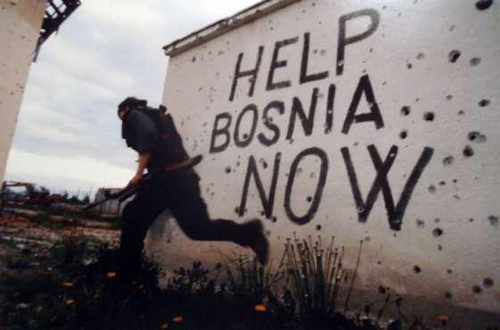 20 anni fa, la Bosnia