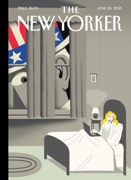 new yorker -prism