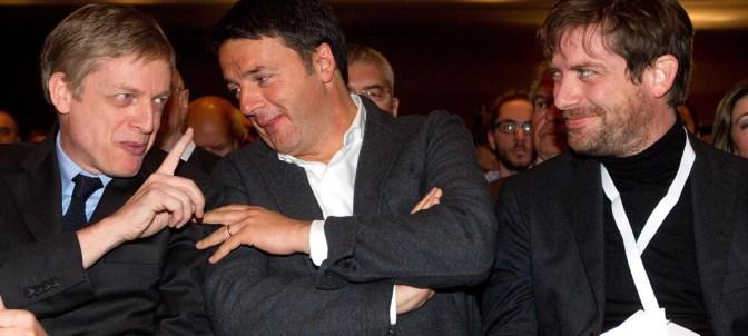 Il PD non ha bisogno di Renzi per autodistruggersi