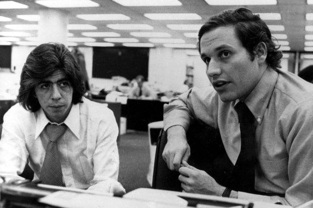 Carl Bernstein e Robert Woodward