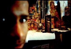 Luca Lo Iacono, Looking for a saint. © dell'autore