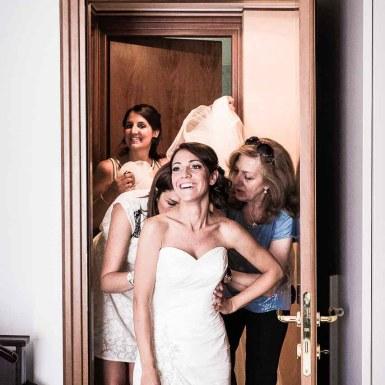 fotografie di matrimonio creative