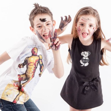 fotografi per bambini