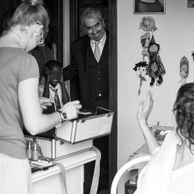 fotografo nozze praparativi