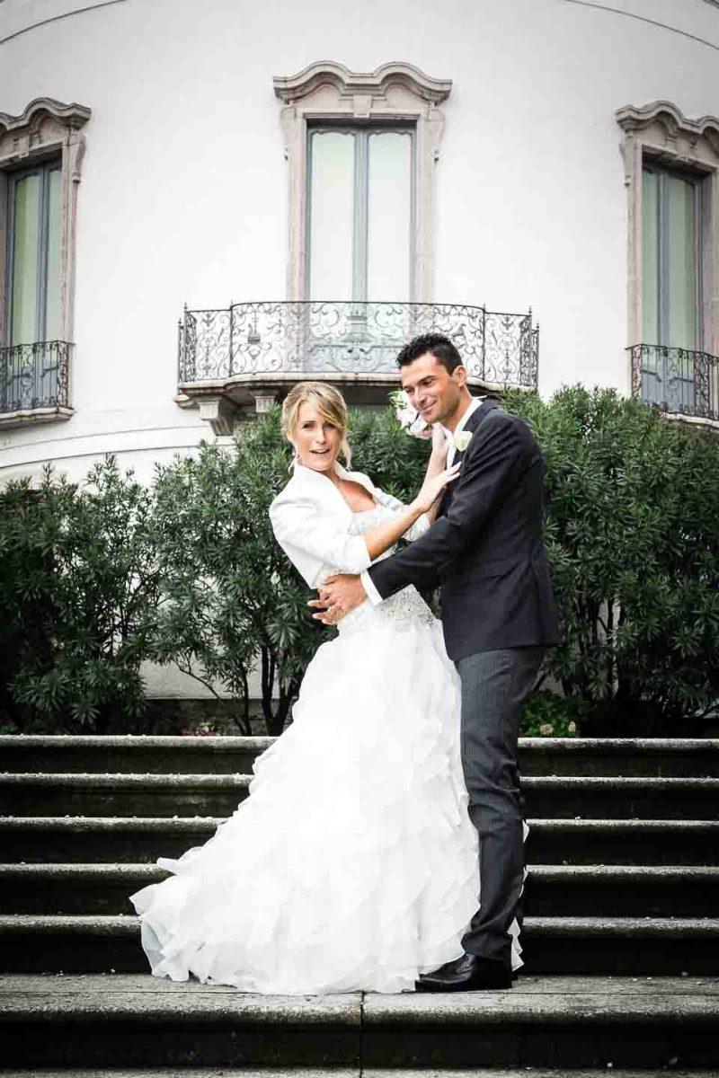 Fotografo Matrimoni Milano – Real Wedding – Stephanie & Fabio