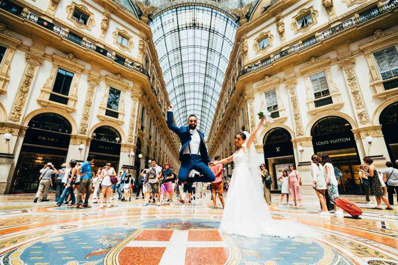 Servizio Fotografico Matrimonio Milano – Real Wedding – Enrica & Giuseppe