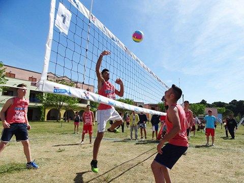 Viaggio di istruzione Beach&Volley School A.S. 2016-2017