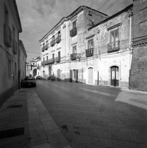Palazzo Materi a Grassano