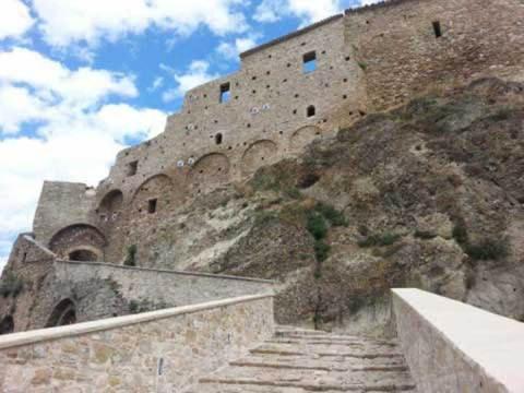 Il Castello di Laurenzana