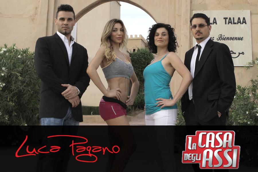 Luca Pagano – La Casa degli Assi by PokerStars