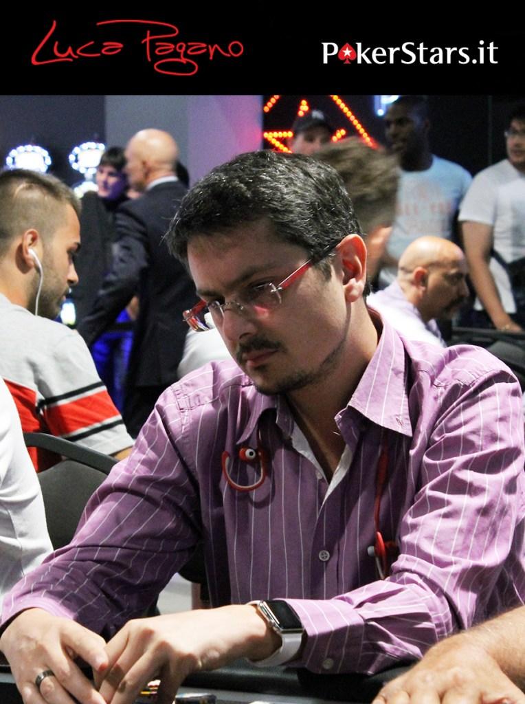 Cash Game @PokerStars LIVE Room