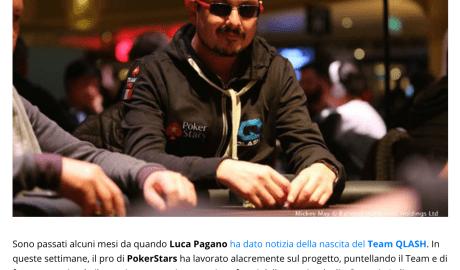 eSports, Prossima Frontiera: l'Annuncio di Luca Pagano – Pokernews, 2017