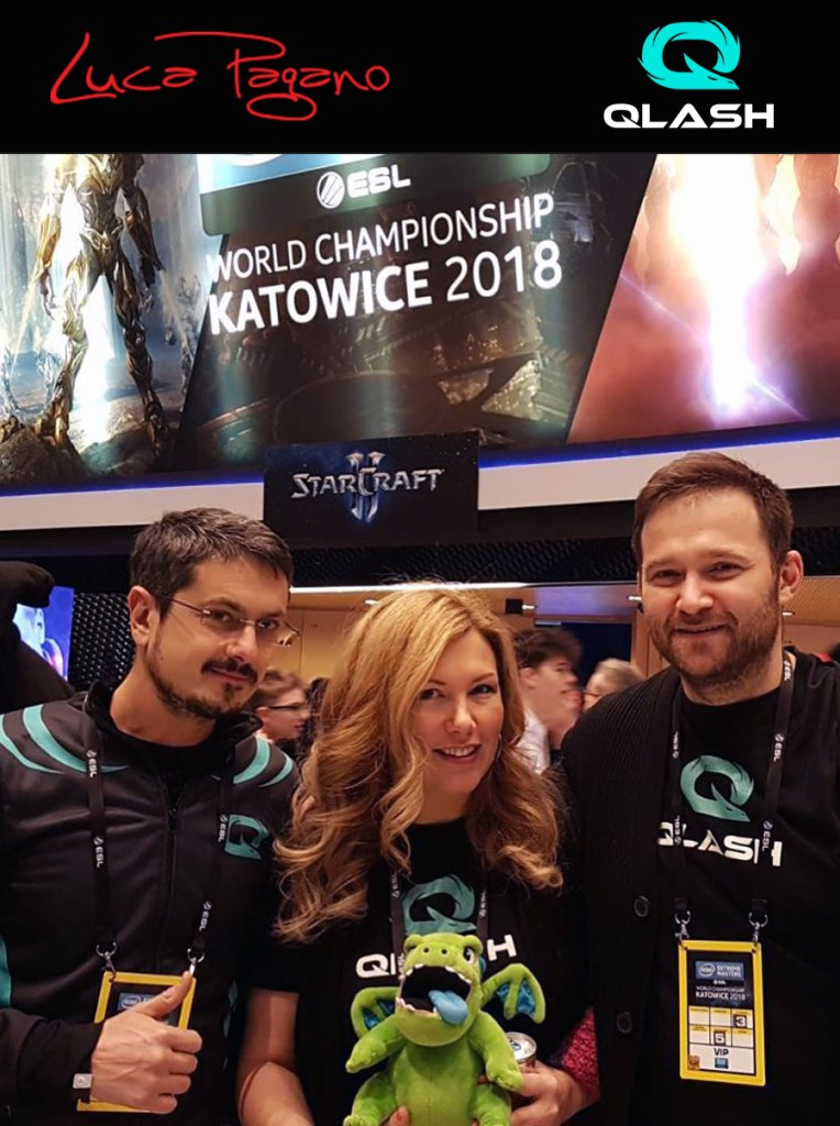 Katowice, StarCraft World Championship (2018)