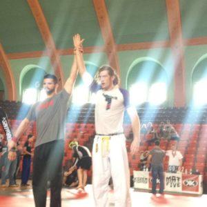 Lucas Walker Jiu Jitsu Victory