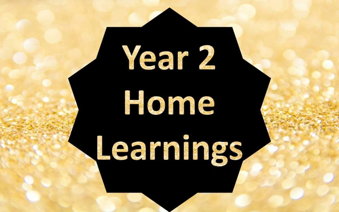 Year 2 Home Learning (6)