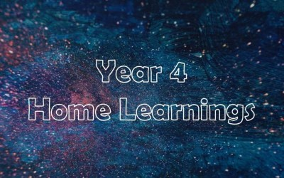Year 4 Home Learning(3)